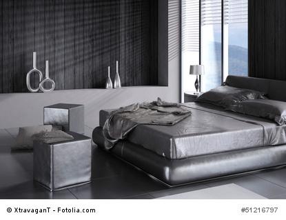 Lichtdichte Rollos - oftmals im Schlafzimmer die einzige Lösung ...