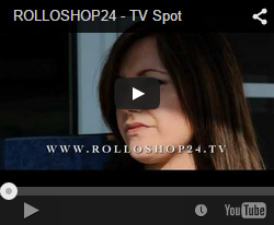 Rolloshop24.eu - TV Spot