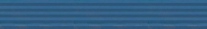 Blaue Plissees Liste
